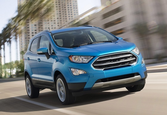 Remont korobki peredach Powershit EcoSport 6dct250 Ford